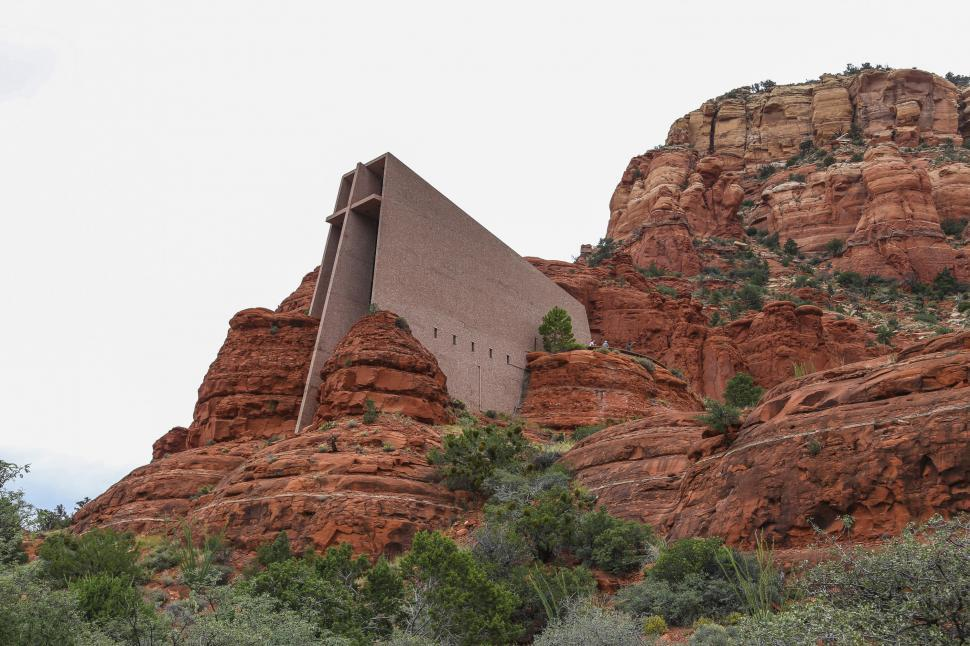 Download Free Stock HD Photo of Holy Cross Chapel View Online