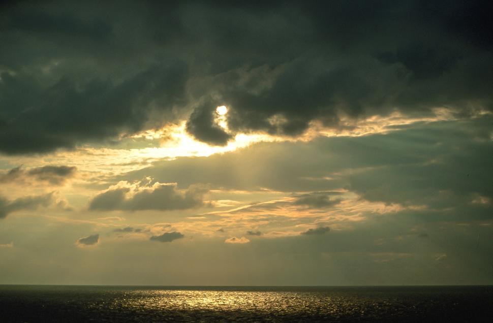 Download Free Stock HD Photo of Sunlight Spot in Water Online