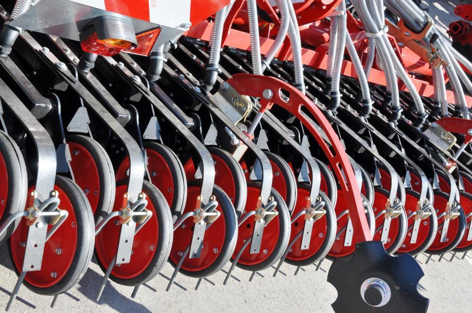 Download Free Stock HD Photo of Seeding equipment Online