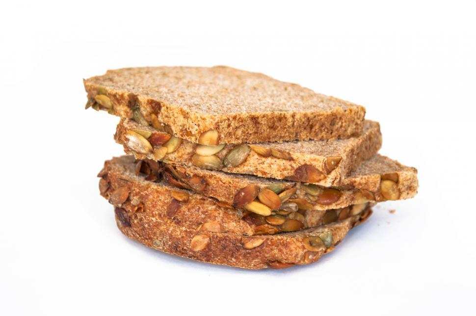 Download Free Stock HD Photo of slices of bread Online