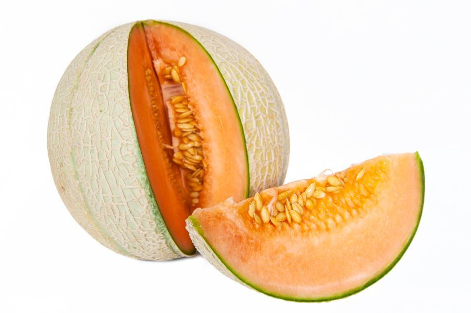 Download Free Stock HD Photo of Melon fruit Online