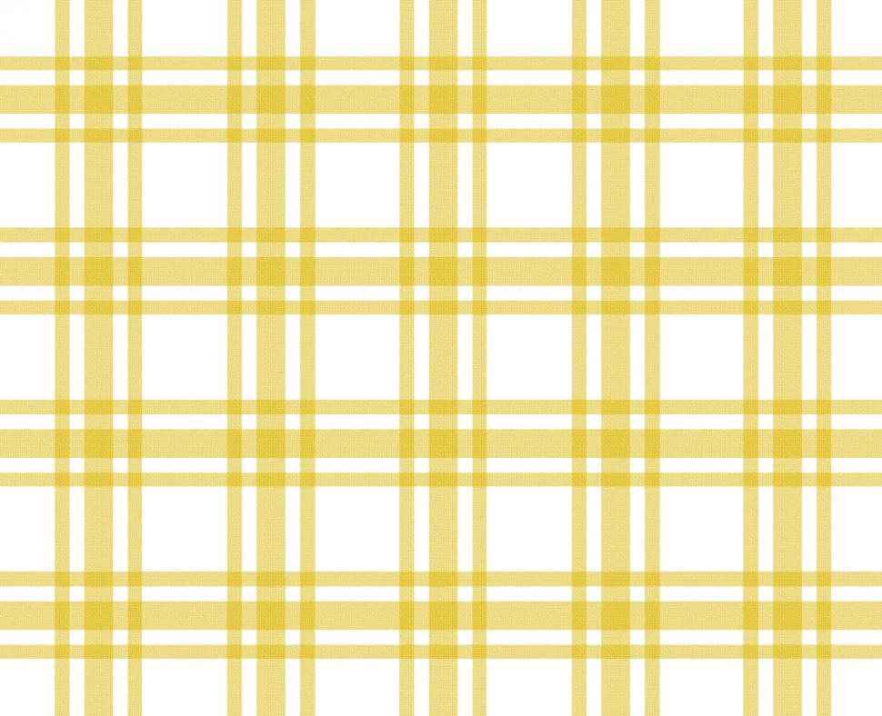 Download Free Stock HD Photo of Checkered fabric texture yellow Online