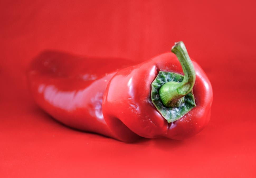 Download Free Stock Photo of red pepper