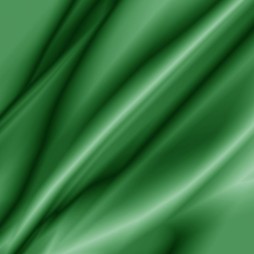 Download Free Stock Photo of Green fabric texture
