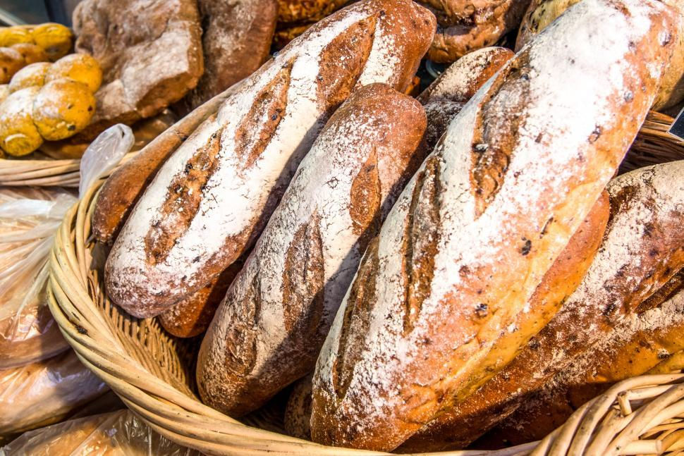Download Free Stock HD Photo of fresh bread Online
