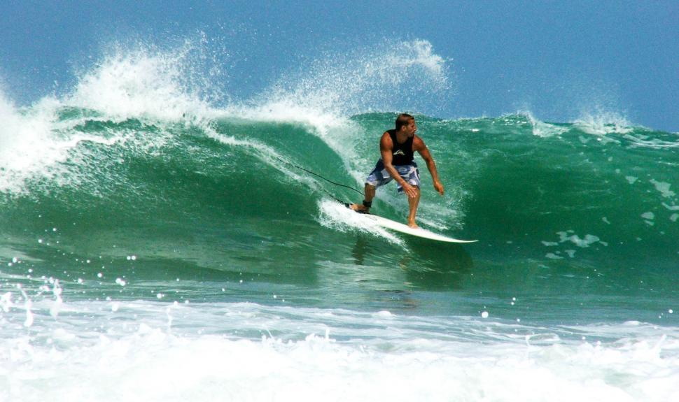 Download Free Stock HD Photo of surfer surfing Online