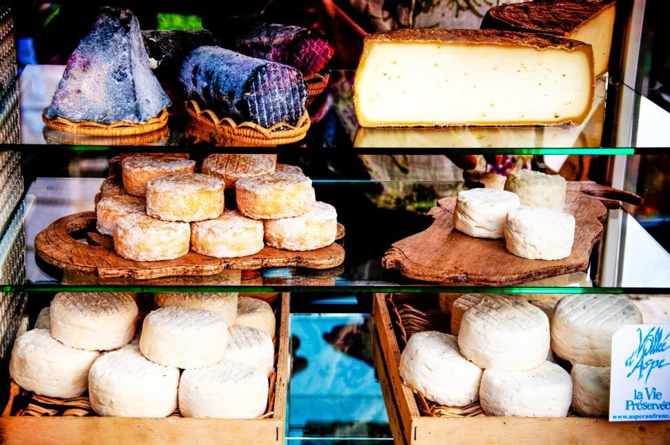 Download Free Stock Photo of French cheese