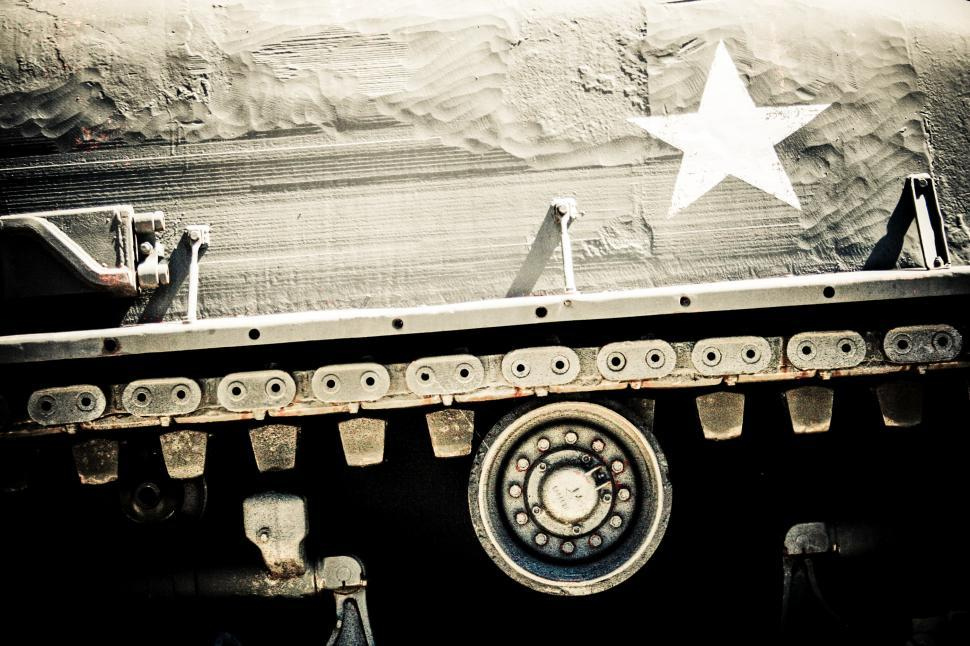 Download Free Stock Photo of Military tank