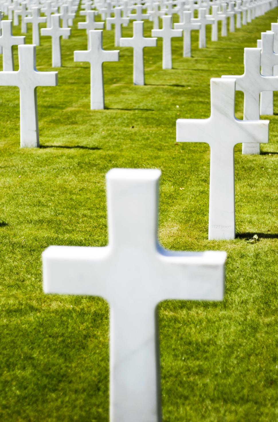 Download Free Stock HD Photo of Military graveyard Online