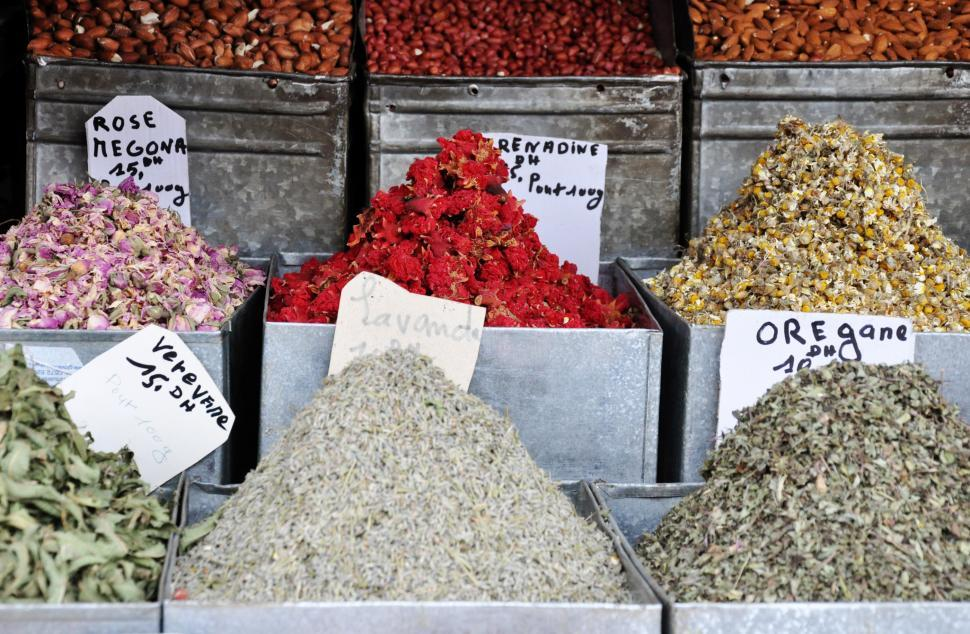 Download Free Stock Photo of Herbs and spices