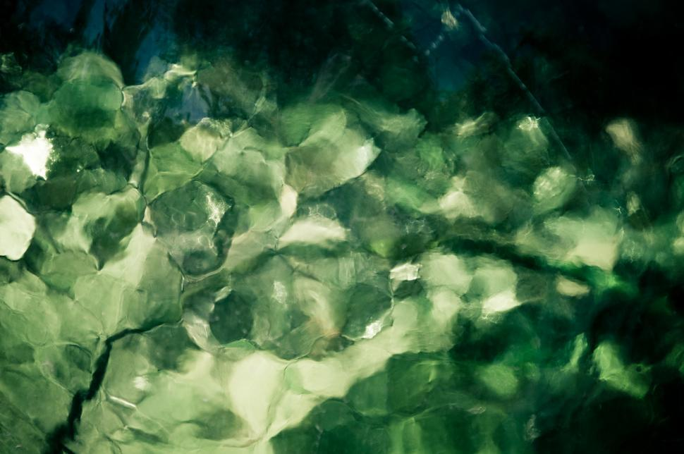 Download Free Stock Photo of abstract glass texture