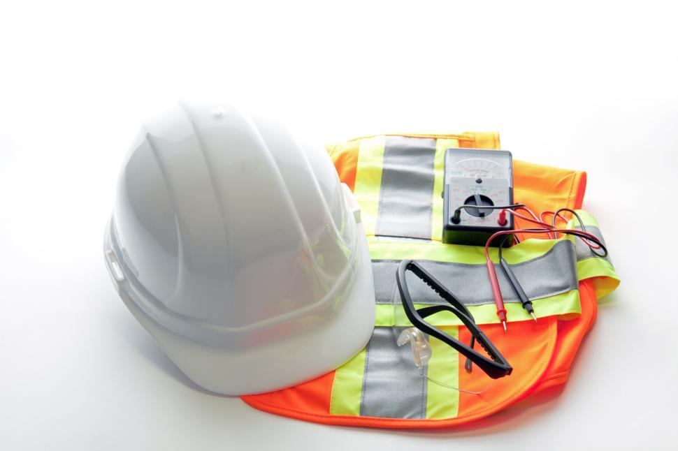 Download Free Stock Photo of Electrical Safety