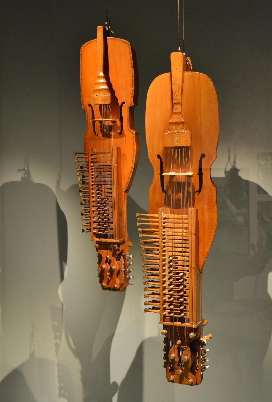 Download Free Stock Photo of Key harps