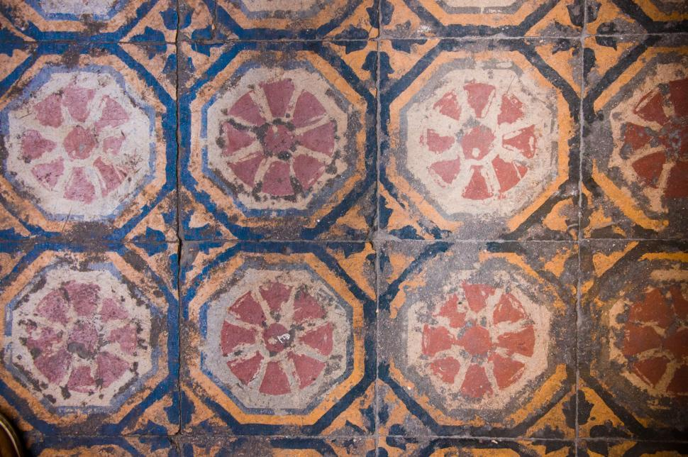Download Free Stock HD Photo of old tiles Online