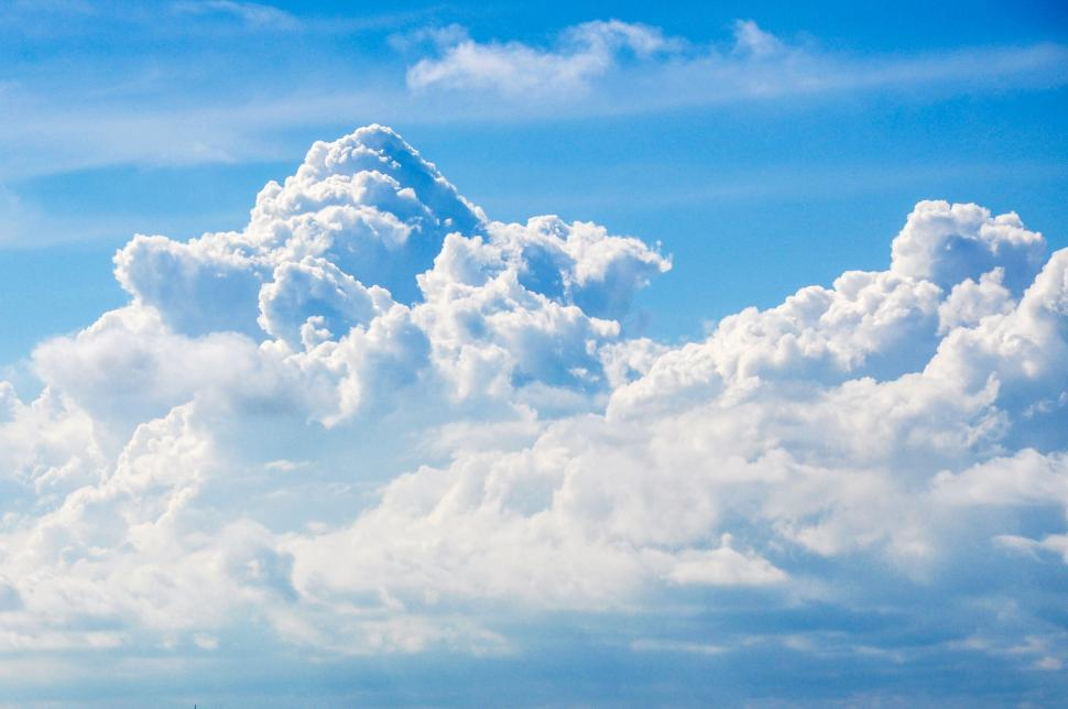 Download Free Stock Photo of Sky clouds