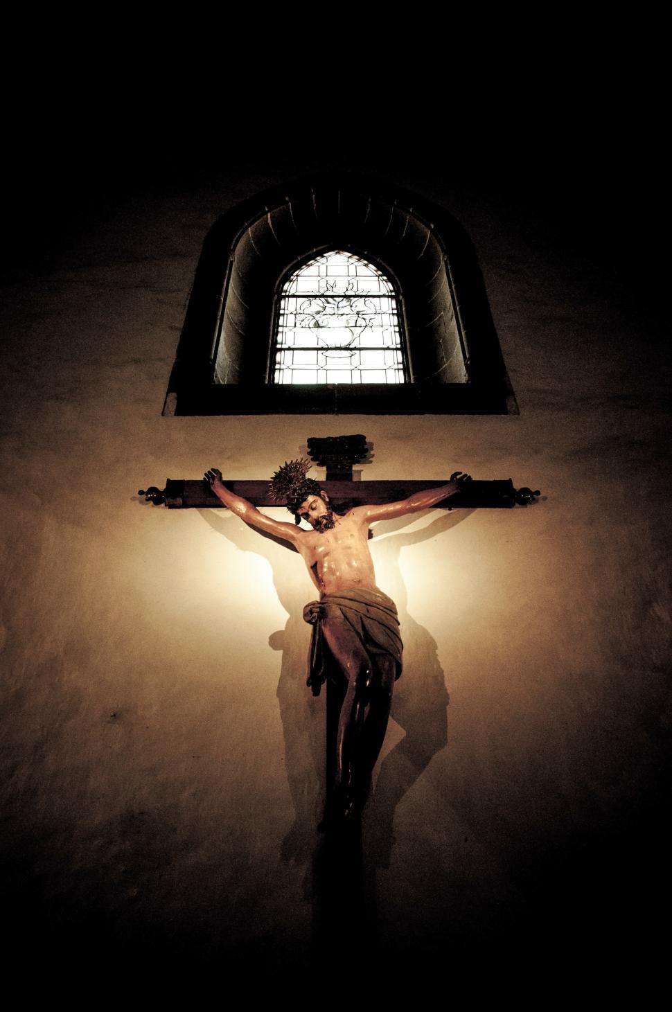 Download Free Stock HD Photo of Jesus on cross Online