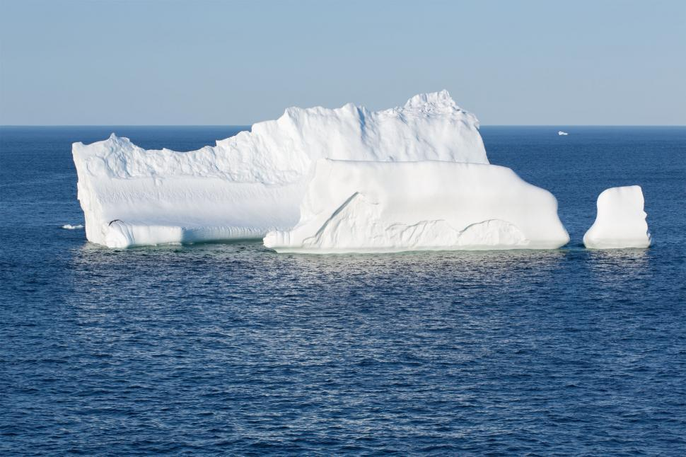 Download Free Stock HD Photo of Atlantic Canada Iceberg Online