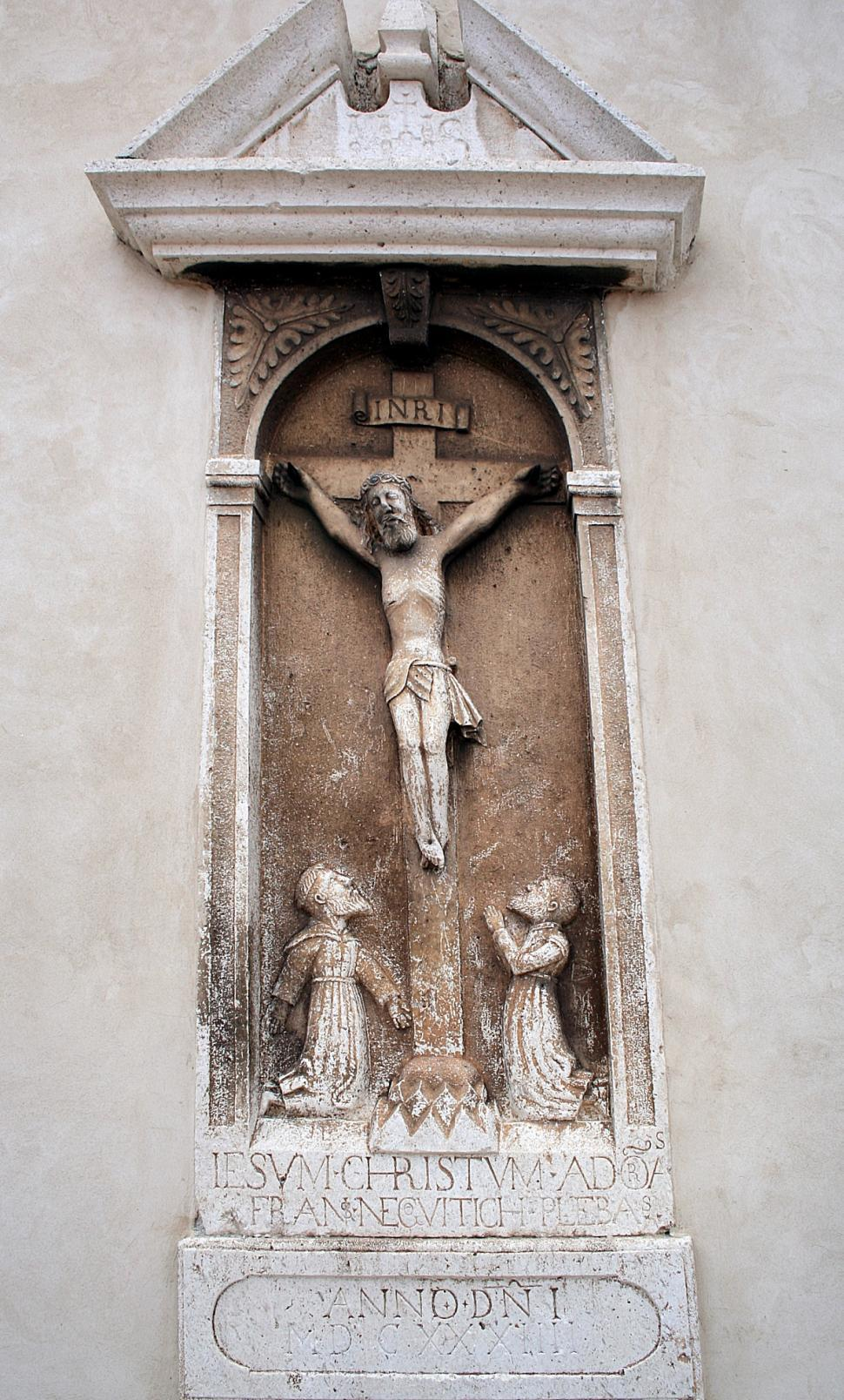 Download Free Stock Photo of Crucifix