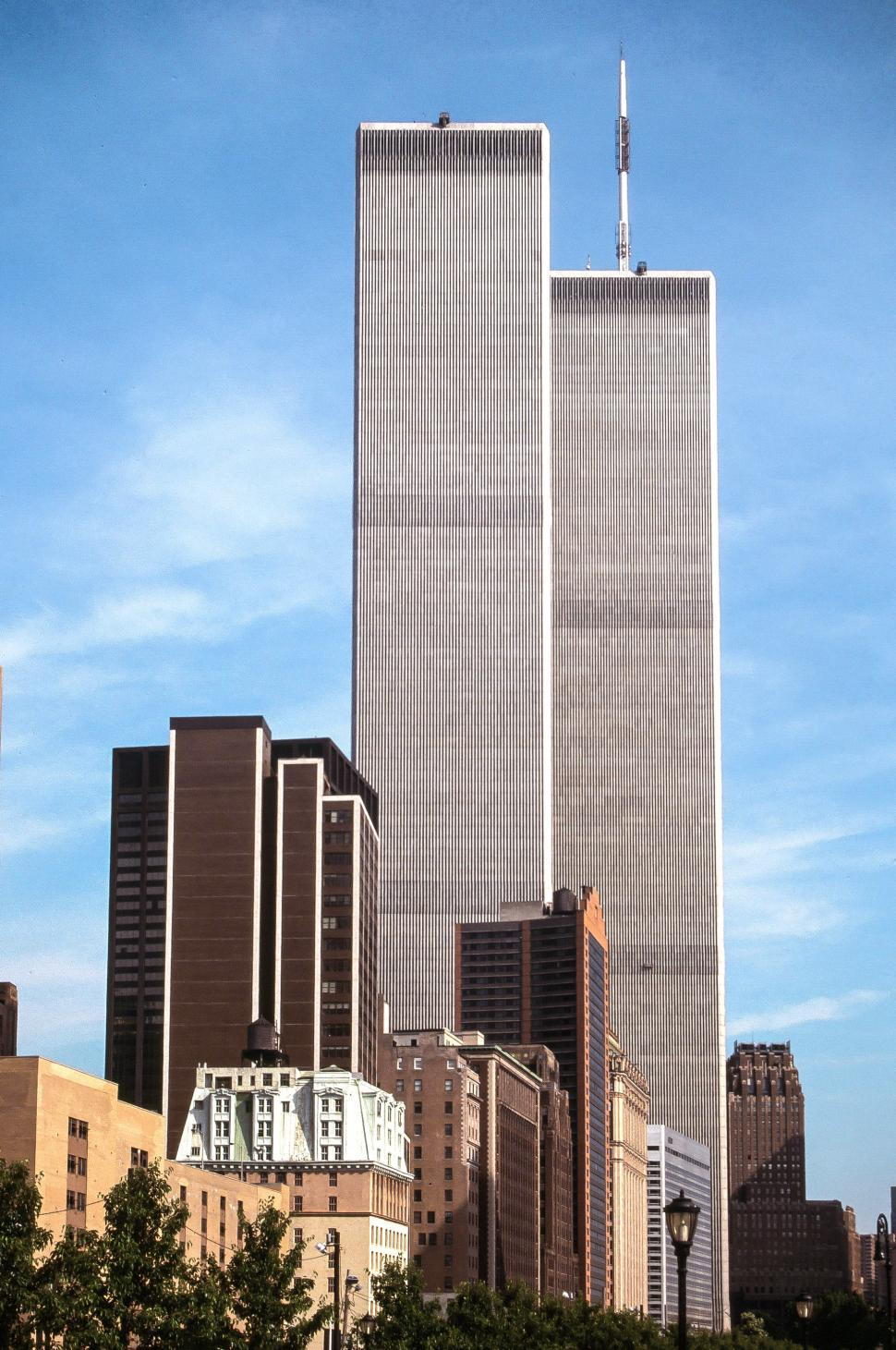 Download Free Stock HD Photo of World Trade Center, New York City Online