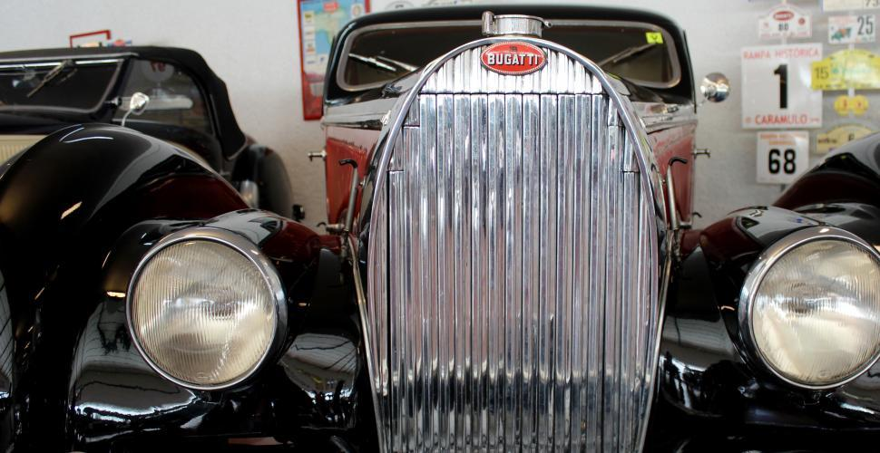 Download Free Stock HD Photo of Classic Bugatti 57C Atalante 1938 -  Detail Online