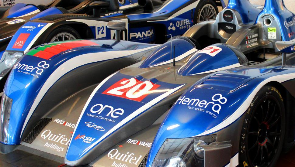 Download Free Stock HD Photo of Le Mans Race Cars Close-up Online
