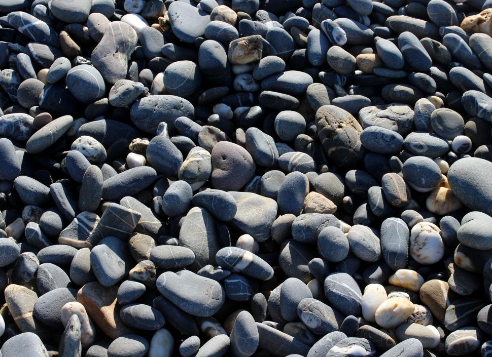 Download Free Stock HD Photo of Dark Pebbles Online