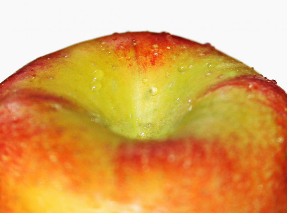 Download Free Stock HD Photo of Apple Close up Online
