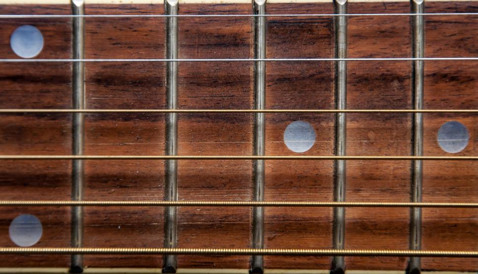 Download Free Stock HD Photo of guitar strings Online