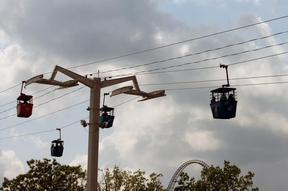 Download Free Stock HD Photo of Cable Car Trams Online