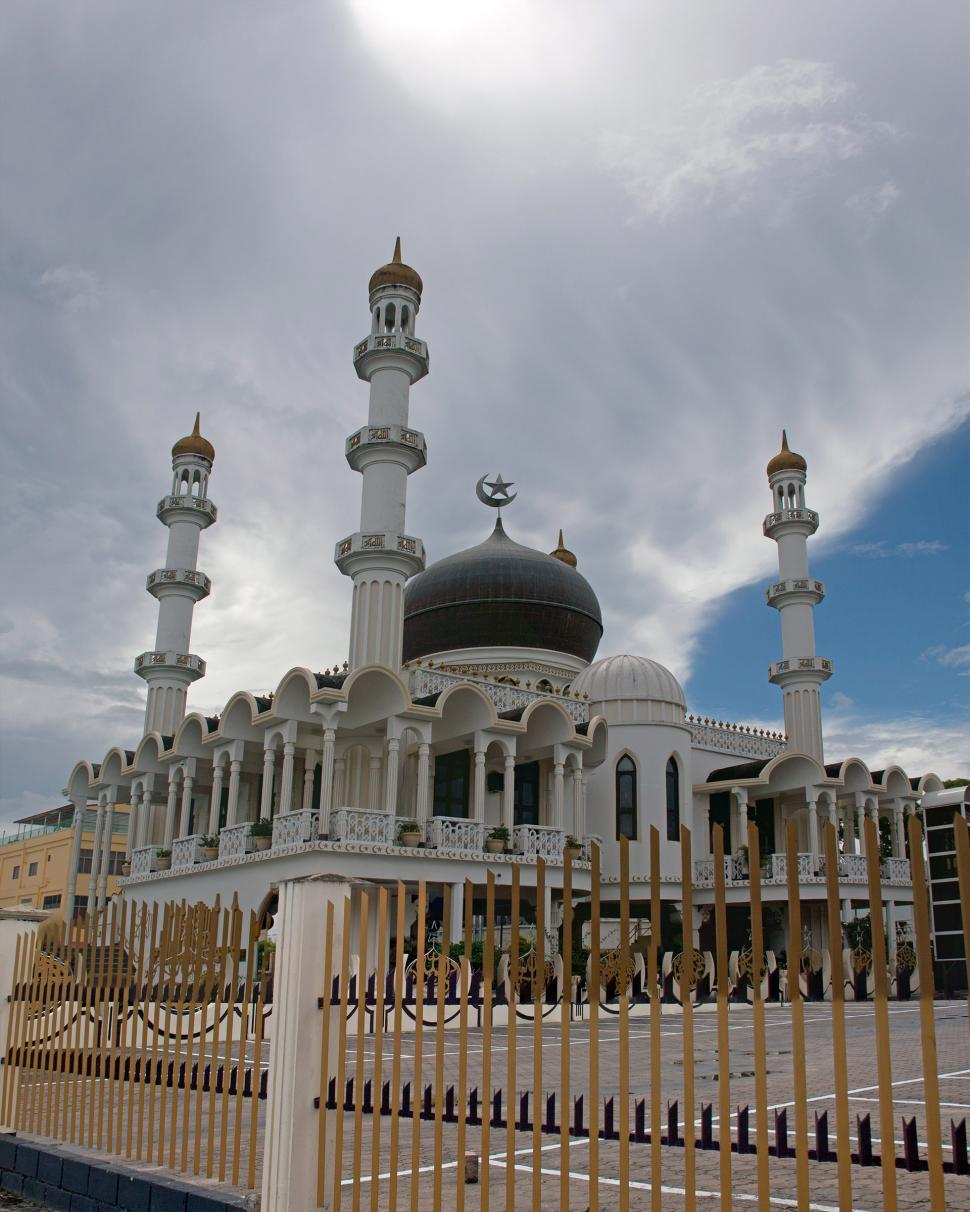 Download Free Stock HD Photo of Mosque Online