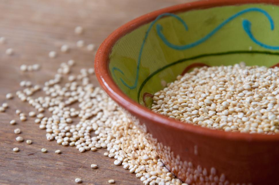 Download Free Stock Photo of Quinoa