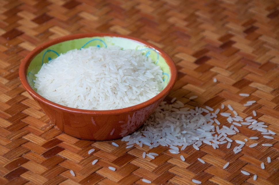 Download Free Stock HD Photo of bowl of rice Online
