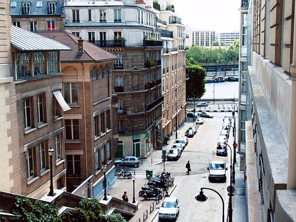 Download Free Stock HD Photo of Rue Beethoven Online