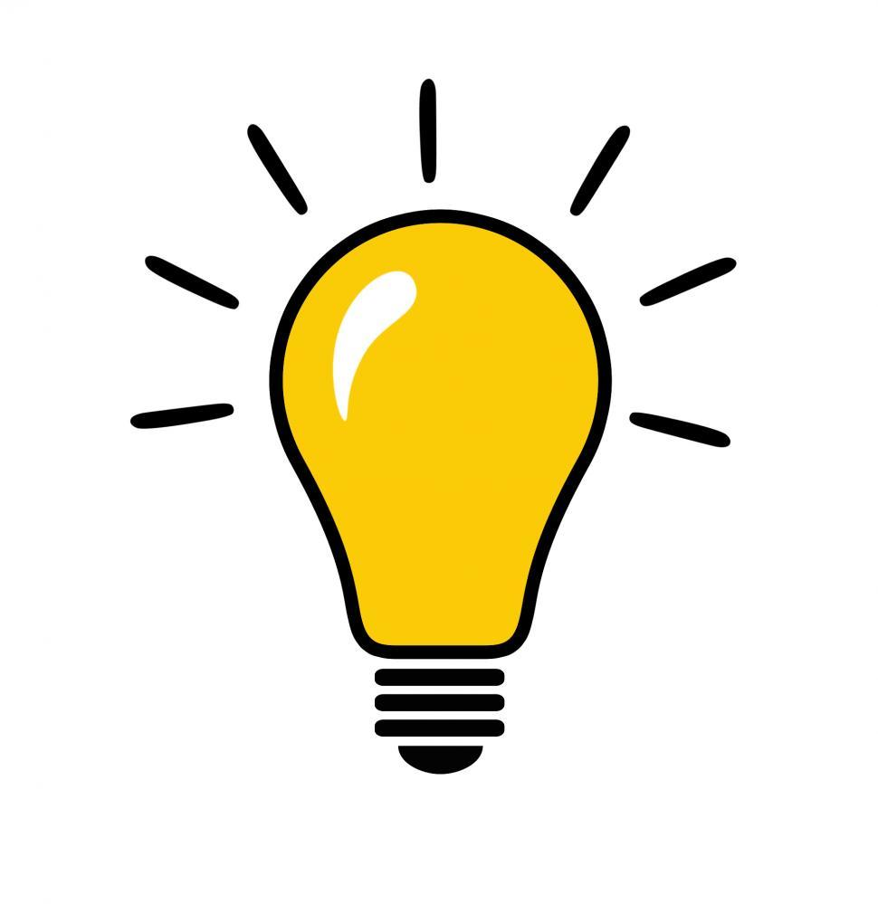 Download Free Stock HD Photo of Vector Lightbulb ideas Online