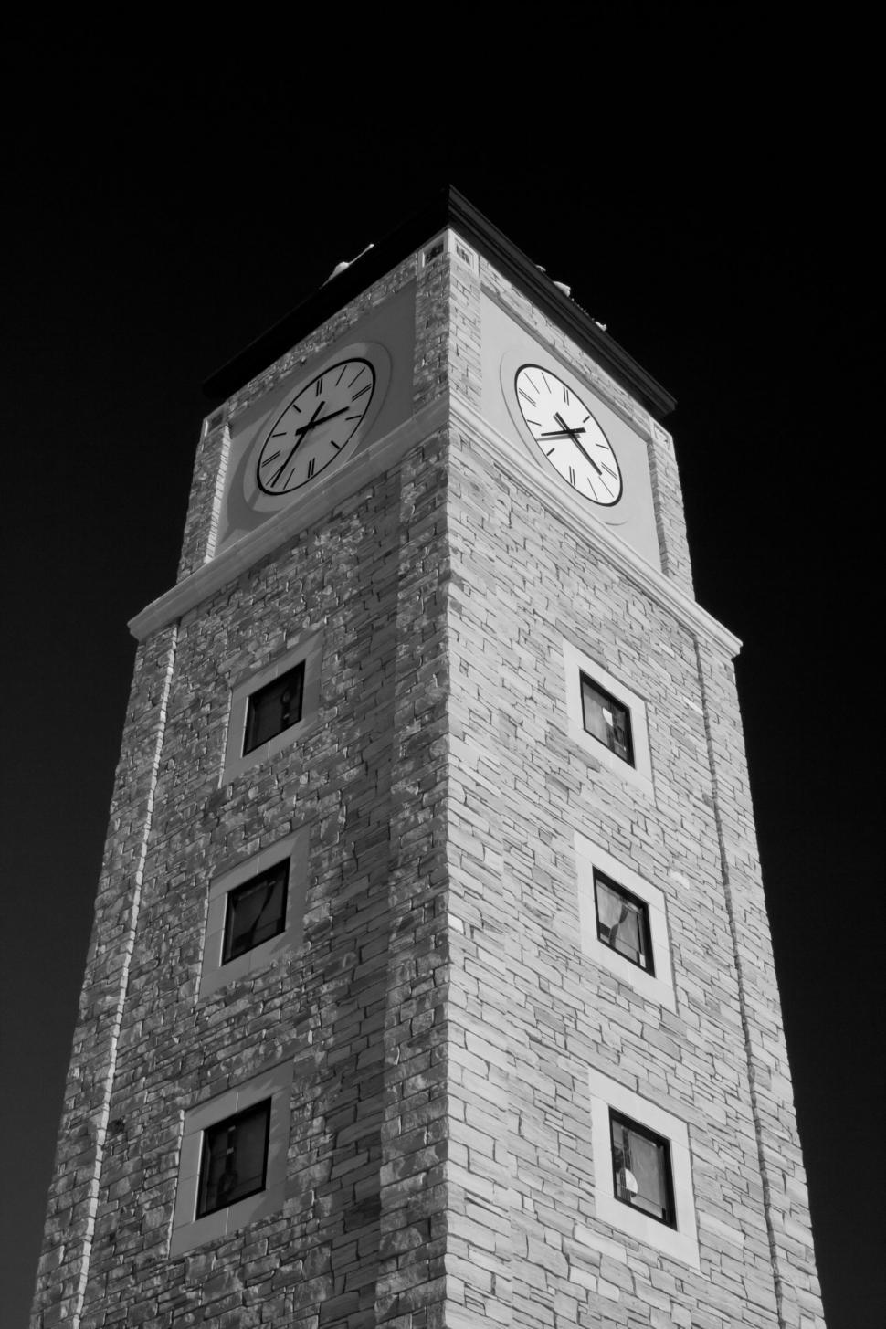 Download Free Stock Photo of Clock Tower