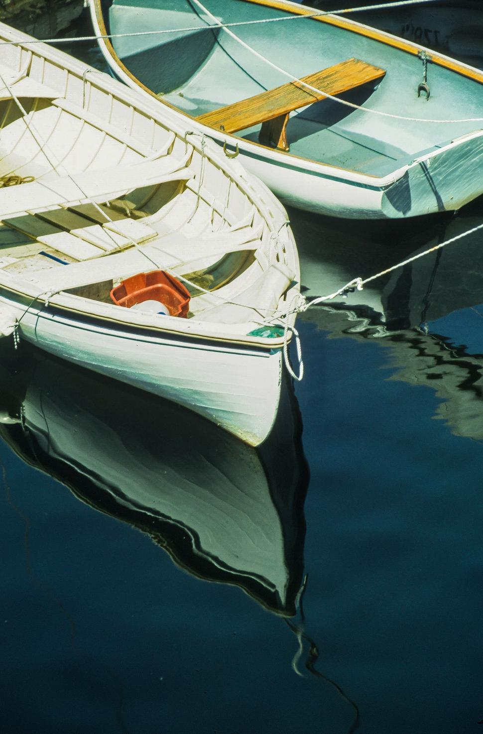 Download Free Stock Photo of Rowboats