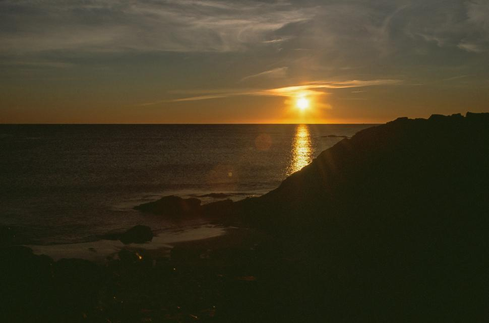 Download Free Stock Photo of Sunrise
