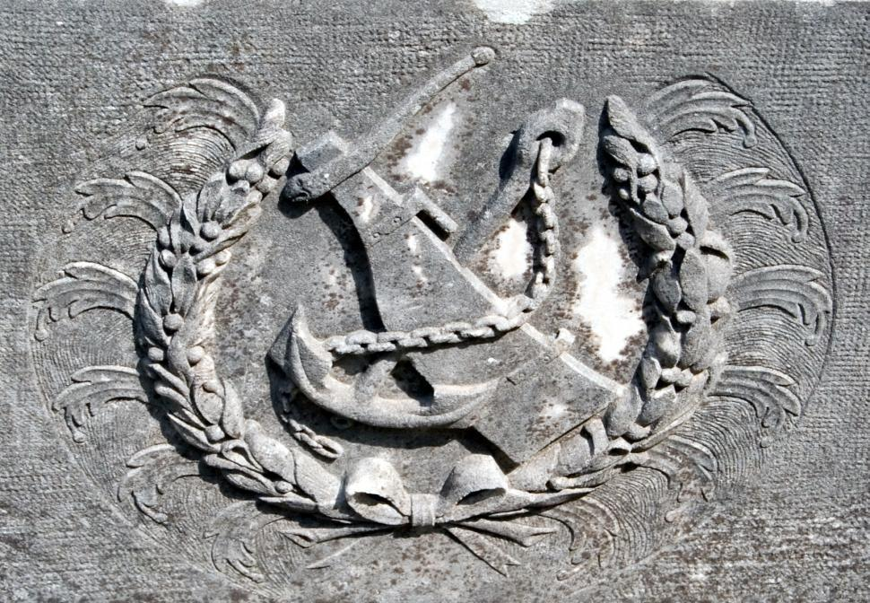 Download Free Stock HD Photo of Sailors tombstone Online