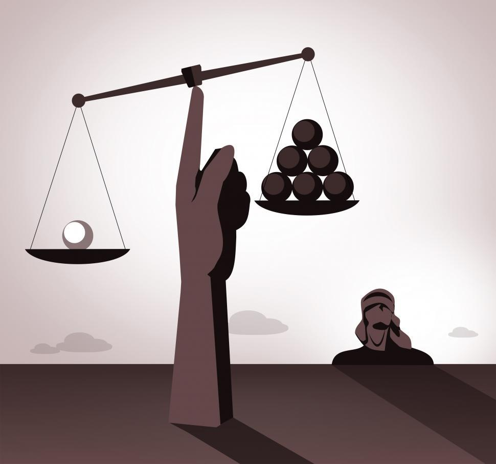 Download Free Stock HD Photo of Blind justice - Justice and fairness concept Online