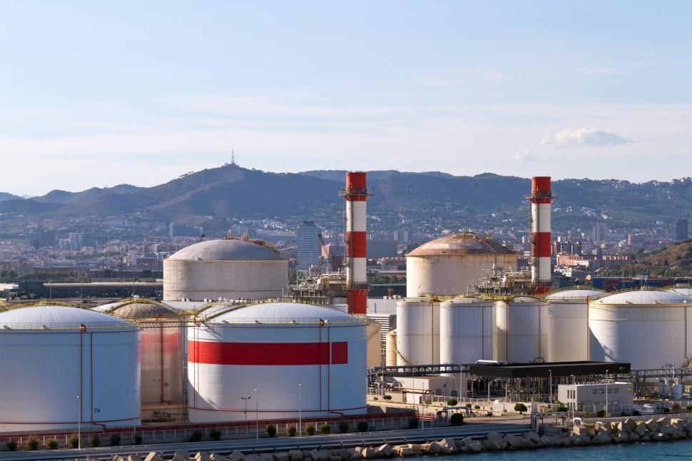 Download Free Stock HD Photo of Oil Storage Online