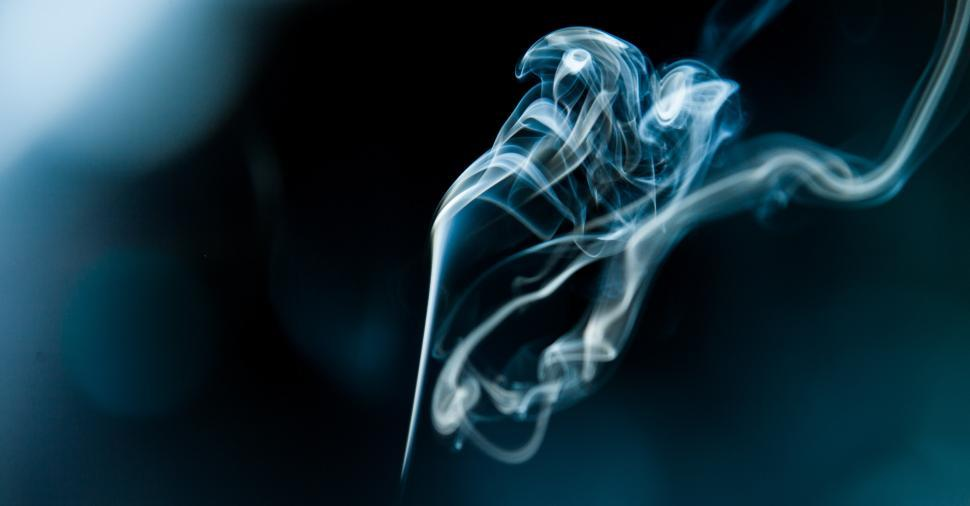 Download Free Stock HD Photo of Incense stick smoke Online