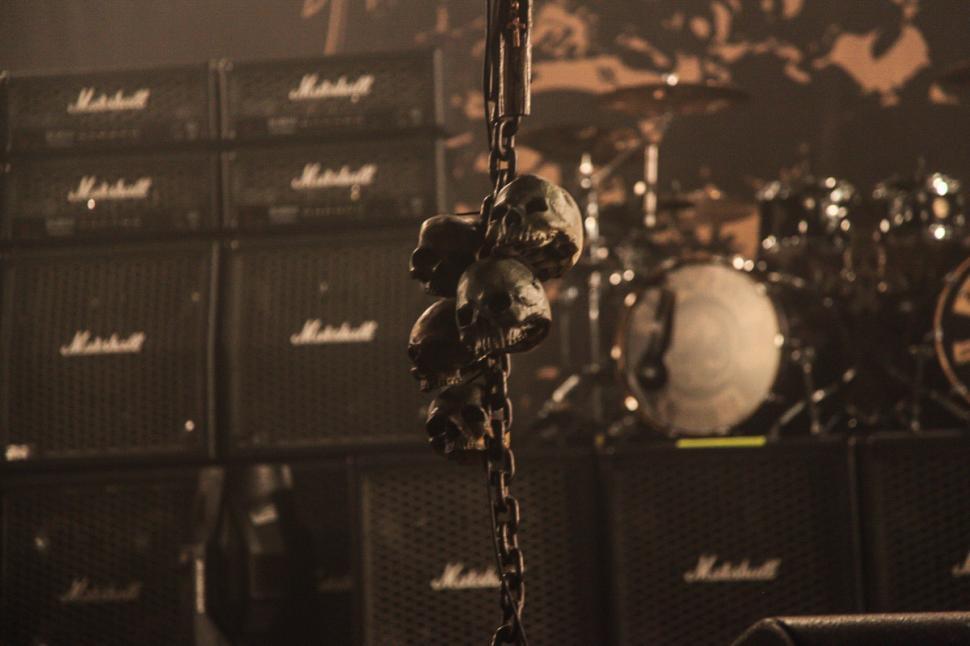 Download Free Stock Photo of Metal skeletons