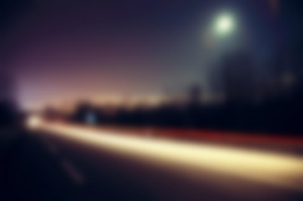 Download Free Stock HD Photo of Blurred road Online