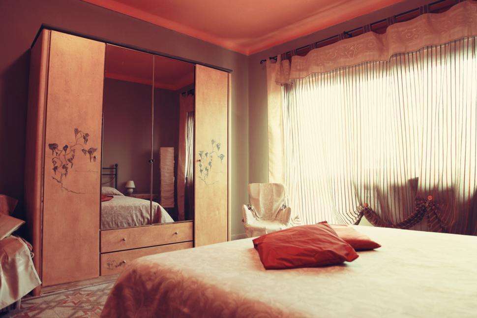 Download Free Stock HD Photo of Cozy bedroom Online