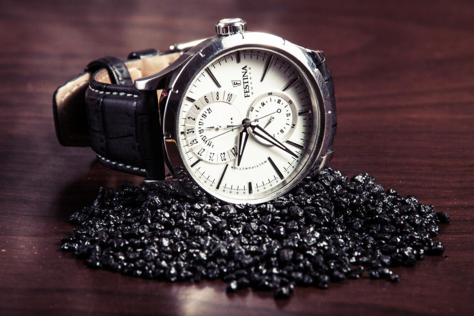 Download Free Stock Photo of Wristwatch