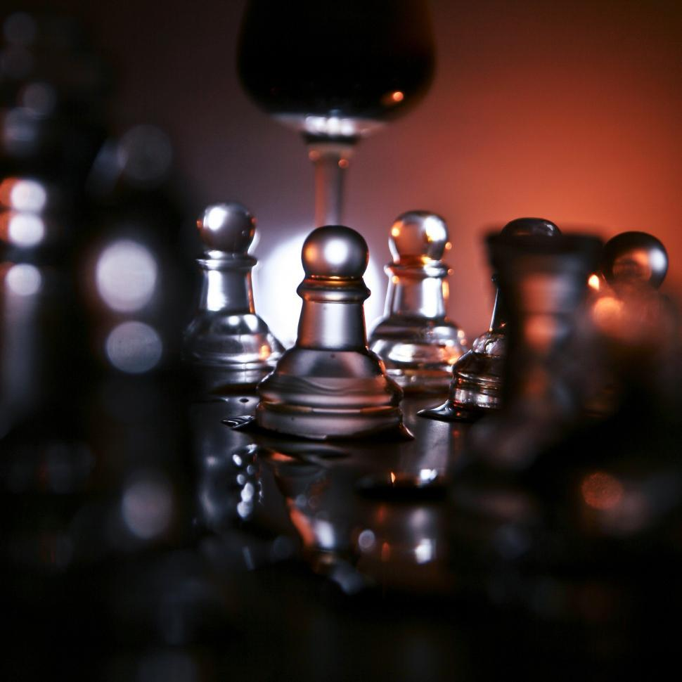 Download Free Stock Photo of Chess pieces