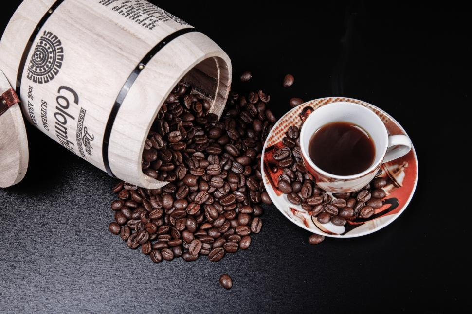 Download Free Stock HD Photo of Coffee beans Online