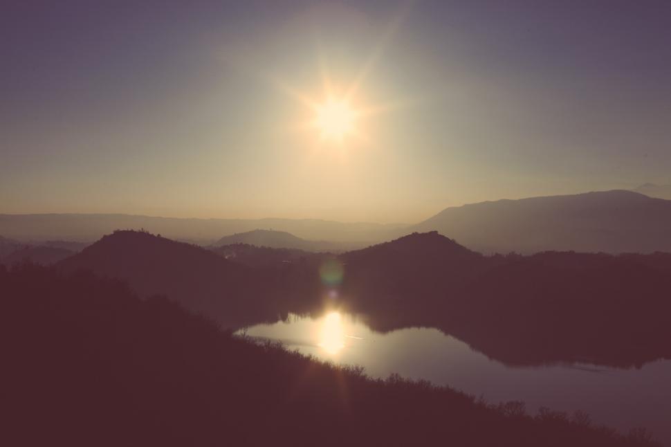 Download Free Stock HD Photo of Shining sun Online