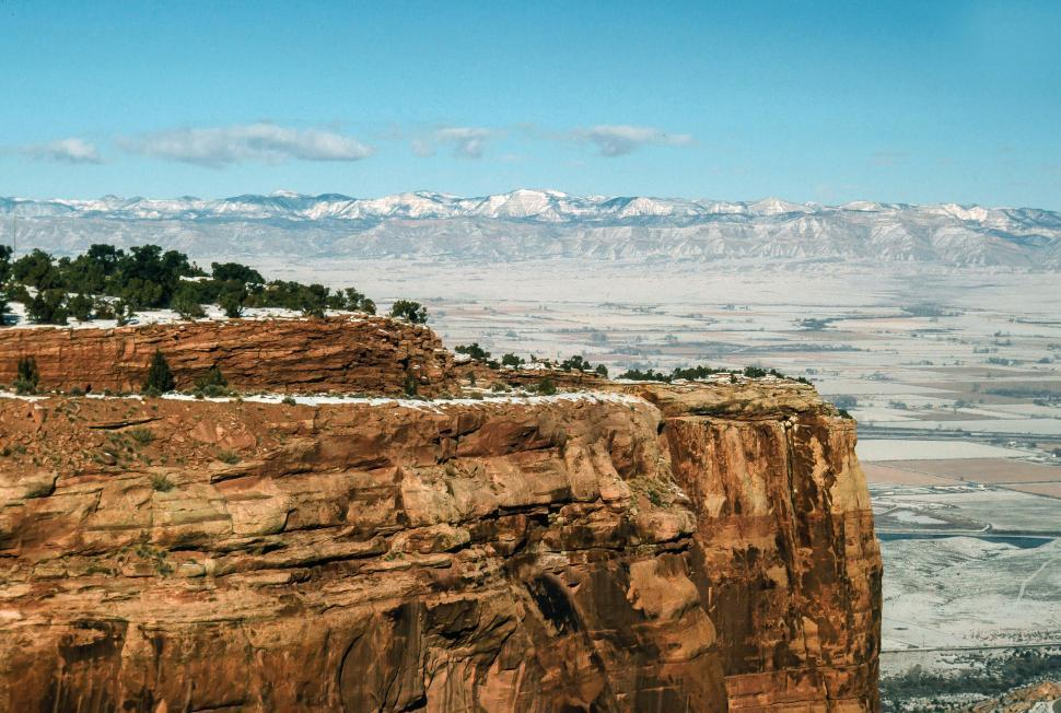 Download Free Stock HD Photo of Grand Junction at National Monument in Colorado Online