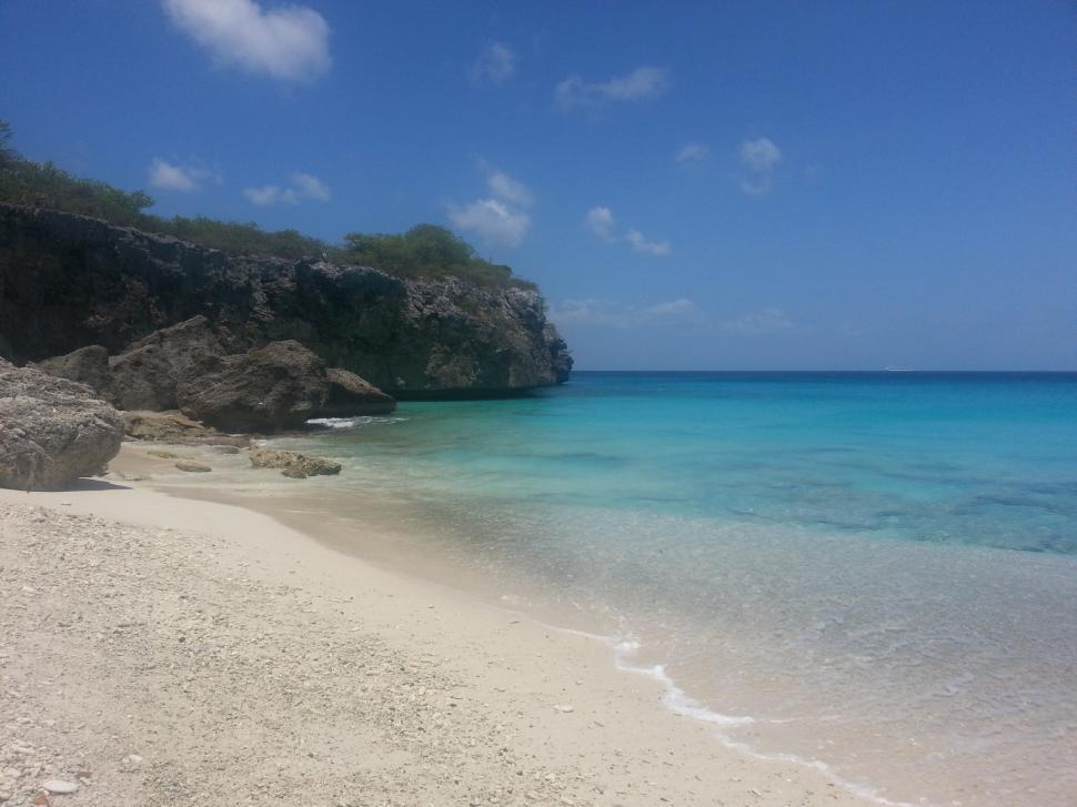 Download Free Stock HD Photo of Beautiful beach  Online